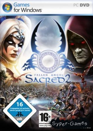 Sacred 2 - Падший Ангел / Sacred 2 - Fallen Angel