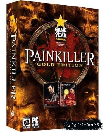 Painkiller - Gold Edition (2008 RUS)