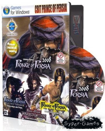 Антология Prince of Persia