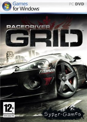 Race Driver: GRID (2008 )PC (6.43 GB)
