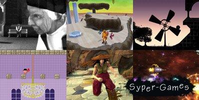 Сборник инди игр (финалисты IGF 2009)