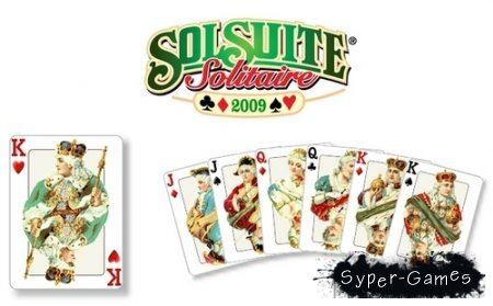 SolSuite 2009 9.1 + Русификатор + 3 Graphics Packs