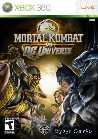 Mortal Kombat vs. DC Universe (2008) XBOX360