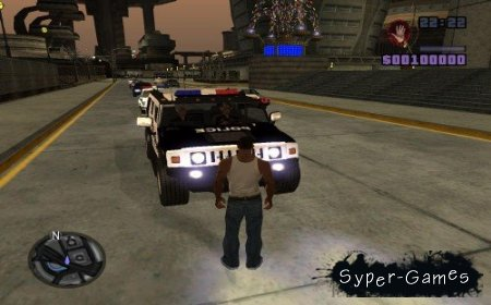 Grand Theft Auto Killer City