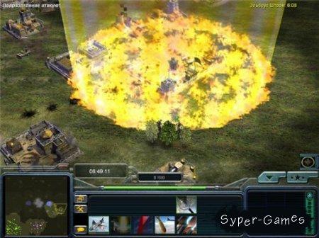Generals Zero Hour: Contra 0.06