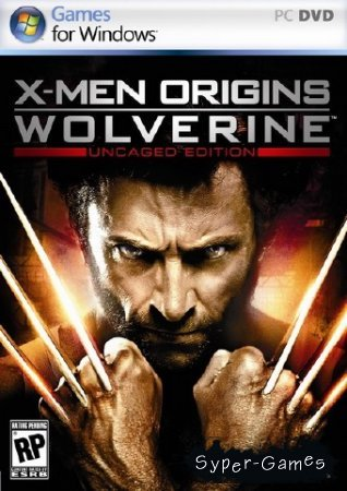 X-Men Origins: Wolverine (2009/ENG/Rip)