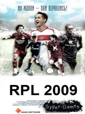 FIFA 2009 RPL (2009/RUS)