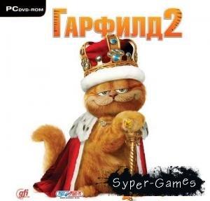 Гарфилд 2 / Garfield 2 (2008/RUS)