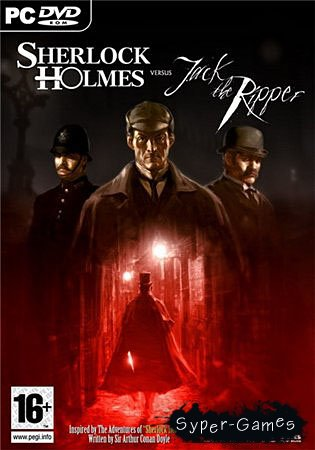 Sherlock Holmes vs Jack the Ripper (RUS)