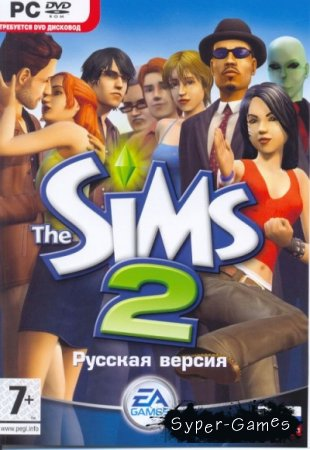 The Sims 2 / Симс 2 (2004/RUS)