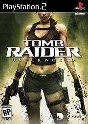 Tomb Raider: Underworld Action 2009 PS2