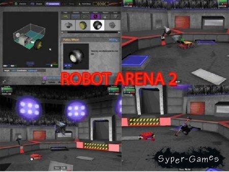 Robot Arena 2
