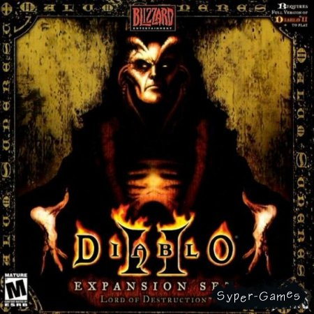 Diablo II Expansion Set: Lord of Destruction v1.0.12