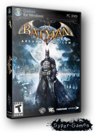 Batman: Arkham Asylum (2009/Repack)