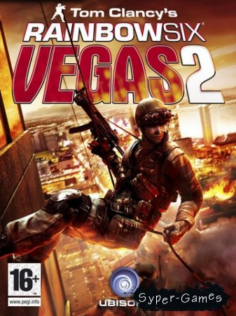 Дилогия Tom Clancy's Rainbow Six Vegas (Repack)