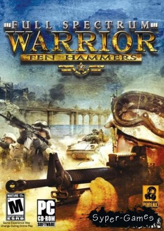 Full Spectrum Warrior: Ten Hammers (2009/Repack)