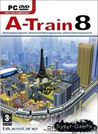 A-Train 8 (2009)