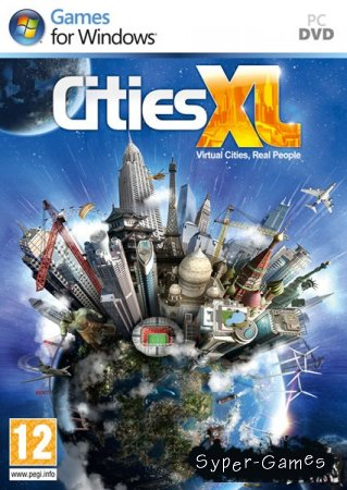 Cities XL (2009)