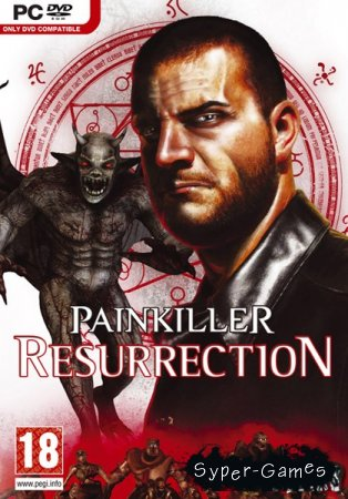 Painkiller: Resurrection (2009/DEMO)