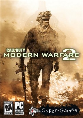Call of Duty: Modern Warfare 2 [Rip/No multiplayer] (2009/Rus) DVD5