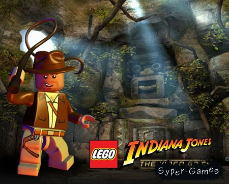 LEGO Indiana Jones 2:The Adventure Continues (2009/ENG)