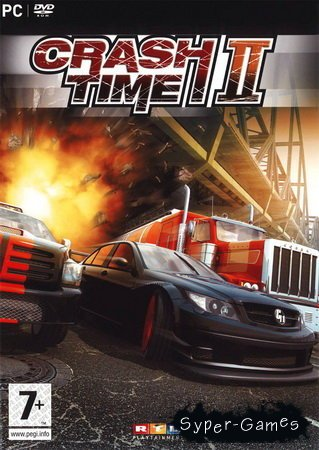 Crash Time 3 / Alarm fur Cobra 11: Highway Nights (2009/ENG/RePack)