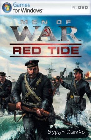Men of War: Red Tide (2009/ENG)