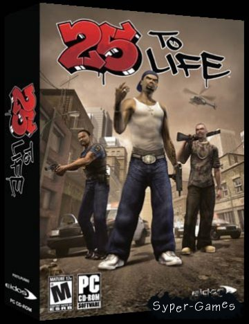 25 to Life (2006/RUS) PC