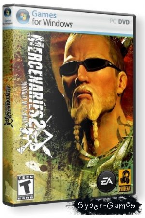 Mercenaries 2: World in Flames (2008/Repack)