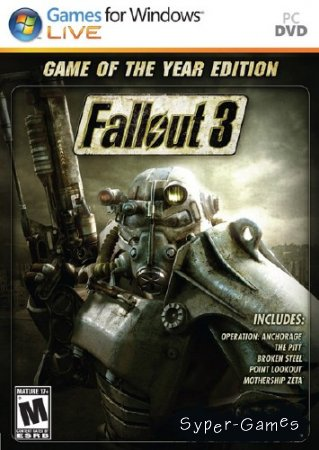 Fallout 3 - Game of the Year edition (2009/RUS/RePack)