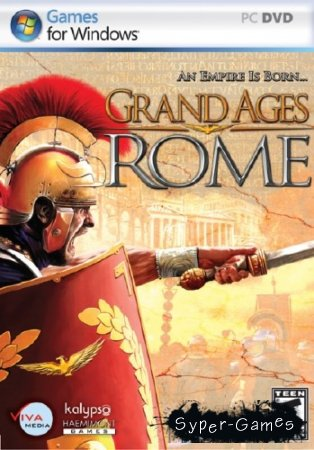 Grand Ages: Rome Reign of Augustus (2010/ENG/Addon)