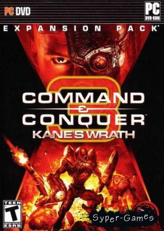 Command & Conquer 3: Kane's Wrath v.1.02 (2008/RUS/RIP)