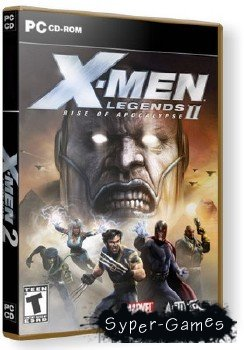 X-Men Legends 2: Rise of Apocalypse (2005/MULTI5/ENG)