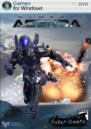 Global Agenda (2010/ENG/Steam BackUp)
