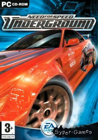 Need For Speed. Underground [ver.1.4] (2003/RUS/RePack 753 Mb)