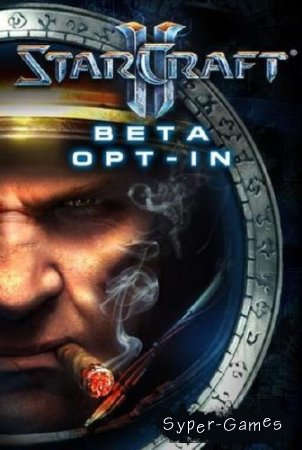 Starcraft II: Wings of Liberty (2010/ENG/Beta)