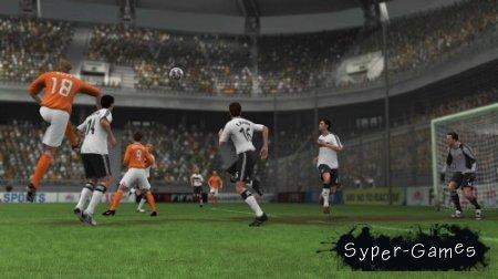 FIFA 10 (с поддержкой онлайн-режима) (2009/RUS) PC