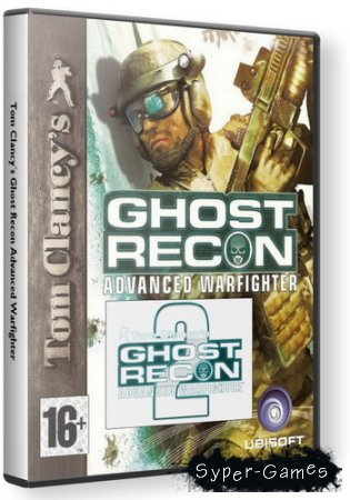 Tom Clancy`s Ghost Recon Advanced Warfighter [2in1] (2006-2007/RUS/RePack)