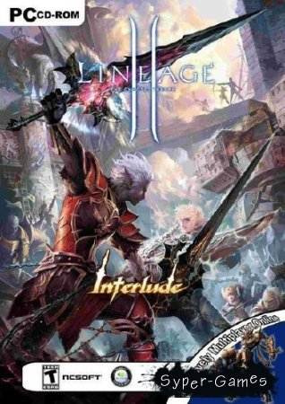 Lineage 2 Interlude for L2-Meg@NET server (2010/ENG/RUS/RePack)