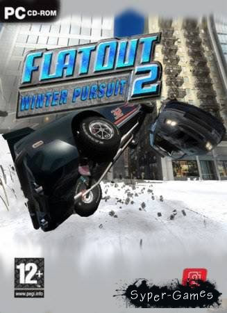 FlatOut 2 - Winter Pursuit (2007/RUS/RePack)