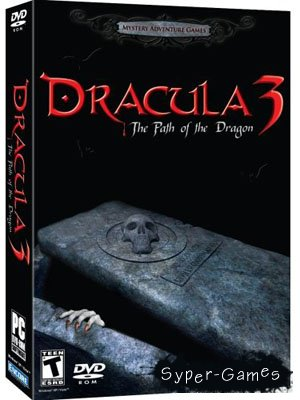 Dracula 3: The Path of the Dragon (2008/RUS)