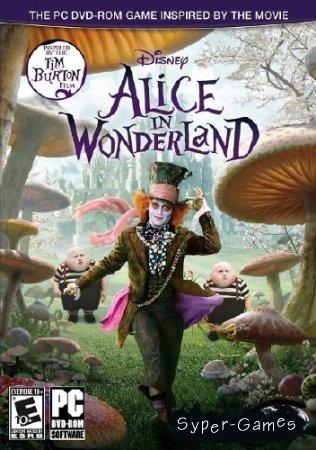 Alice in Wonderland (2010/ENG)