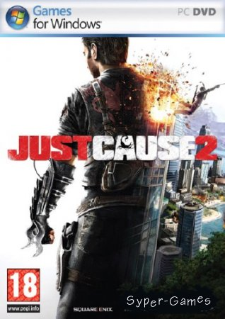 Just Cause 2 (2010/ENG/DEMO)