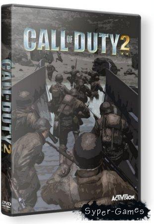 Call of Duty 2 (2005/RUS/RePack 3.16 Gb)