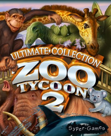 Zoo Tycoon 2 Ultimate Collection (2005-2007)