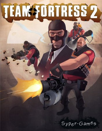 Team Fortress 2 v1.0.8.3 No-Steam (2007) PC