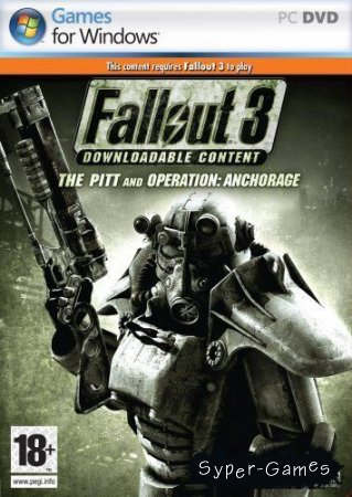 Fallout 3: The Pitt & Operation Anchorage