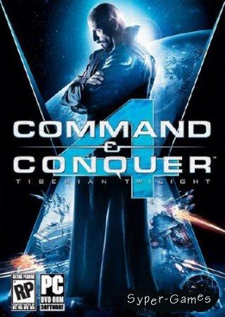 Command & Conquer 4 Эпилог / Command & Conquer 4: Tiberian Twilight (2010/RUS)