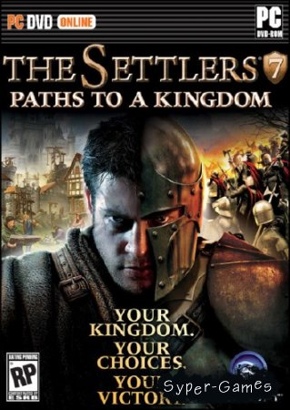 The Settlers 7: Paths to a Kingdom / Settlers 7: Право на трон (2010/RUS/ENG/MULTI9/DEMO)