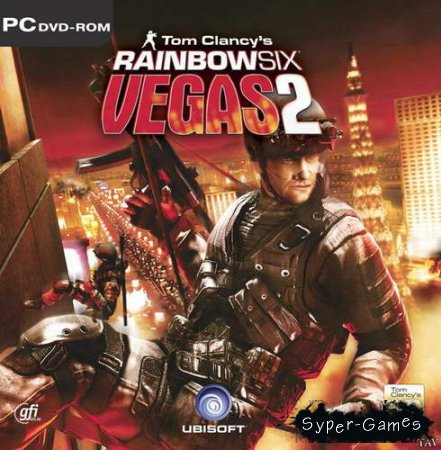 Tom Clancy's Rainbow Six: Vegas 2 (2008/RUS/RePack)